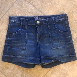 Kut From the Kluth Jean Shorts